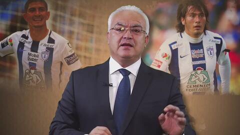 Las tres razones de Luis Omar Tapia por las que Pachuca le ganará al Atlante en la Copa MX