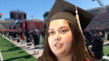 Emociones encontradas en la primera graduación presencial de Fresno State durante la pandemia