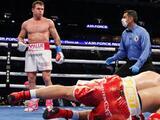 Entrenador de Avni Yildirim explica por qué paró la pelea contra Saúl 'Canelo' Álvarez