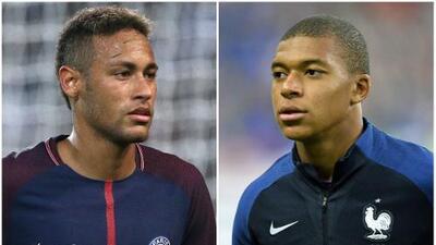 ¿Neymar o Mbappé?: el Real Madrid verdaderamente quiere fichar al francés