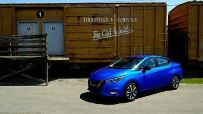 Prueba: Nissan Versa 2020, totalmente rediseñado en su tercera generación