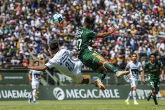 En fotos: El empate sin goles entre Potros y Pumas