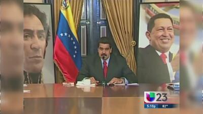 Guerra entre poderes en Venezuela
