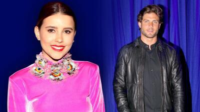 Mientras Pancheri muestra su romance con Marimar Vega, Paulina Goto sigue escribiéndose con la ex del actor