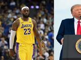Lakers y LeBron visitarán la Casa Blanca con Biden y no Trump
