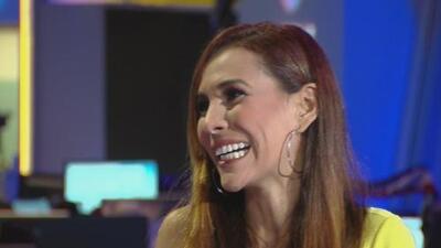 """""""Estoy muy contenta de ser parte de Amor 107.5 y de la familia Univision"""": Vela"""