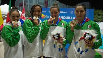 México encabeza el primer lugar del medallero de los Juegos Centroamericanos 2018