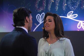 """¡Alicia Machado y Julian Gil en el casting de """"Sueño de Amor""""!"""