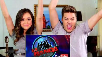 William Valdes presentó a Megan Nicole, su co-presentadora del canal de La Banda YouTube