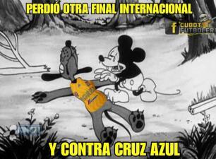 Los memes del campeonato cementero en la Leagues Cup