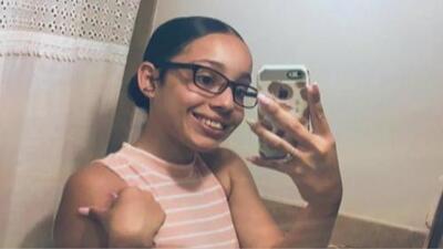 Con una emotiva ceremonia, familiares y amigos recuerdan a la joven que falleció tras un disparo en la cabeza en Yonkers