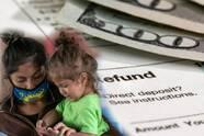 El IRS anunció la activación del portal freefilefillableforms.com en donde personas que no declaran impuestos pueden registrar a sus hijos para recibir el adelanto del crédito tributario por hijos.