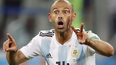 Mascherano reflejó la realidad Argentina ante Nigeria