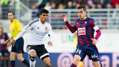 Valencia pierde por primera vez con el Eibar en La Liga