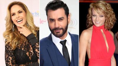 Estos actores de telenovela tienen más años de los que aparentan