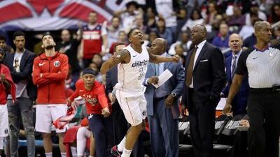 Beal y Wall decisivos en el triunfo de Wizards para empatar la serie ante Toronto
