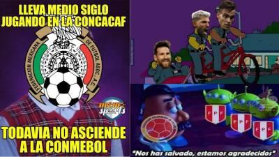 Memelogia: el cumpleaños de Lionel Messi, Colombia salvando a Perú y más humor de Copa América