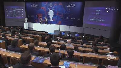 La UEFA dio a conocer el camino a Semifinales para la Champions League