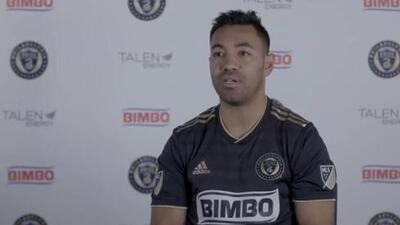 Exclusiva   Fabián aceptó que Vela y los Dos Santos lo 'convencieron' de llegar a la MLS