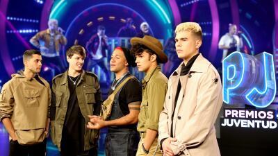 CNCO, la boyband latina que ahora quiere conquistar la televisión