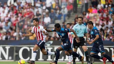 Cómo ver Lobos BUAP vs Chivas en vivo, por la Liga MX