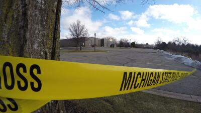 """Tiroteos """"al azar"""" en Kalamazoo, Michigan, dejan al menos seis muertos"""
