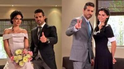 """Asi se verán Livia Brito y José Ron en """"Muchacha Italiana Viene a Casarse"""""""