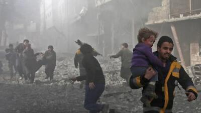 """El Consejo de Seguridad de la ONU demanda """"cese al fuego humanitario"""" en Siria por 30 días"""