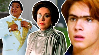 Actores encasillados: ellos han hecho muchos personajes pero solo son recordados por uno