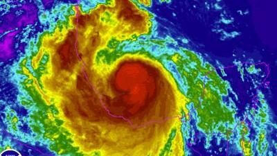En un minuto: Franklin se convierte en el primer huracán de la temporada en el Atlántico