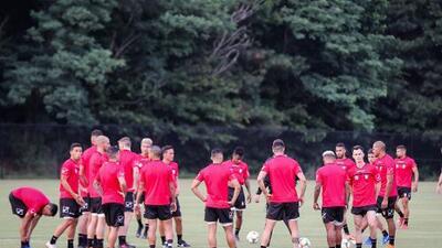La Vinotinto quiere sorprender en la Copa América y se pone a prueba ante el Tri Venezuela