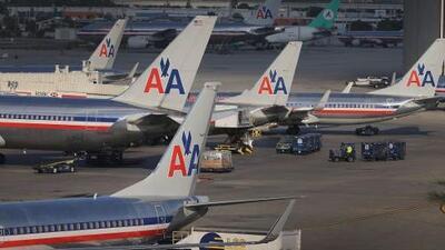 American Airlines detiene los vuelos de 24 aviones Boeing 737 después de la nueva medida anunciada por Trump