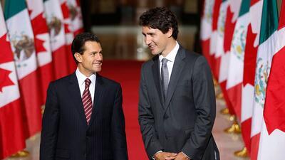 Canadá acuerda eliminar la visa para mexicanos a partir del 1 de diciembre