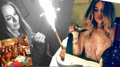 Así celebró Galilea Montijo su cumpleaños número 44
