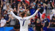 Francia golea y está listo de cara a la Euro 2021