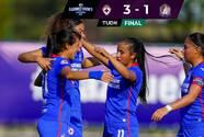 Cruz Azul sigue invicto y ahora vence al Atlético de San Luis