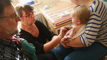 Advierten sobre brote de flu en Nueva Jersey: muere segundo niño de la temporada