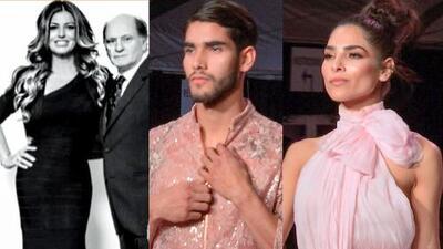 Paola Gutiérrez fue juzgada por casarse con un hombre mayor y Ale Espinoza compartió la pasarela con su hermano