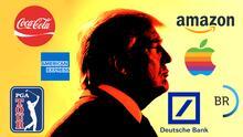 Las empresas e instituciones que decidieron suspender sus contribuciones a republicanos