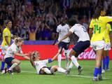 Entre intensidad, lucha de ego y buen fútbol, Francia elimina a Brasil