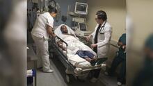Preocupa la salud de Zion  tras haber sido hospitalizado de emergencia