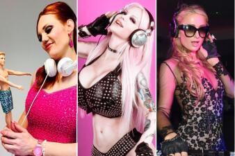 Ni te la crees que sean DJ's pero saben armar la fiesta