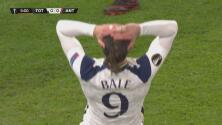 ¡Casi anota Bale! Apareció con un cabezazo peligroso en el área