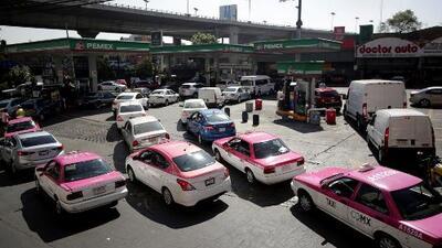 La comunidad agrícola, los estudiantes y todos los sectores afectados por la falta de combustible en México