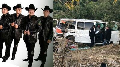 Integrantes del grupo Miguel y Miguel sufren accidente en Sinaloa, su líder se encuentra grave