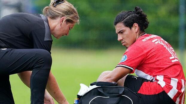 Erick Gutiérrez será baja un largo tiempo con el PSV