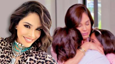Karla Martínez es un ejemplo de amor para sus hijas: revive los bellos momentos que han compartido juntas