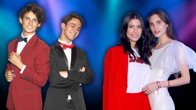 'Juliantina' y 'Aristemo', las parejas gay más famosas de las telenovelas, compartirán pantalla