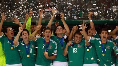 El sexenio de la felicidad: México se corona cada 6 años en Mundial Sub 17; ¿lo logrará?