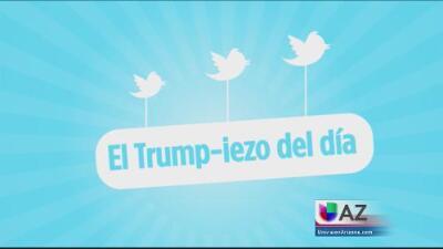 El Trump-iezo del día: Solo hay tiempo de ayudar a México